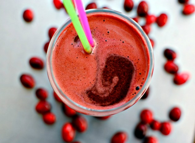 cranberry-kale-juice