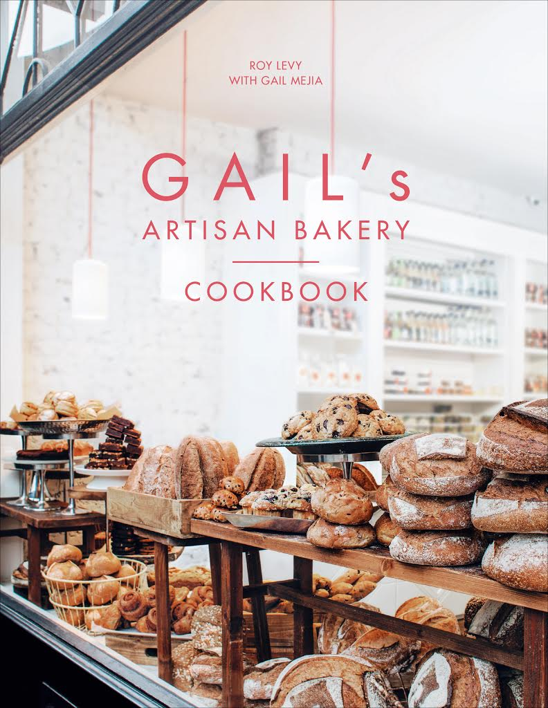 Gail\'s Artisan Bakery Cookbook – review and giveaway | food to glow