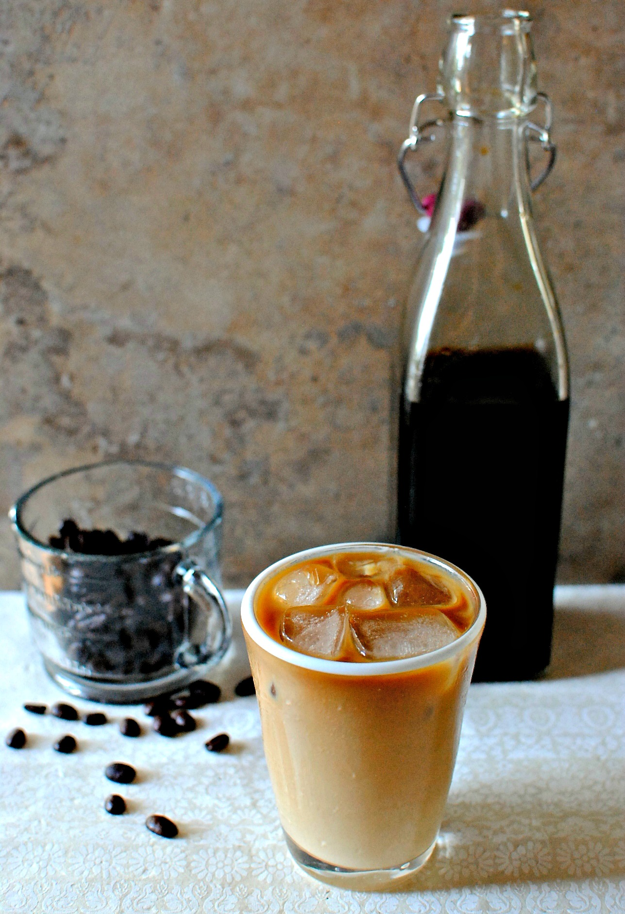 How to make a really good cold brew coffee concentrate