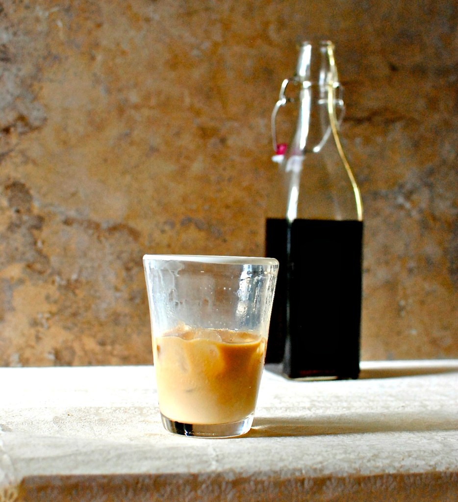 cold coffee concentrate