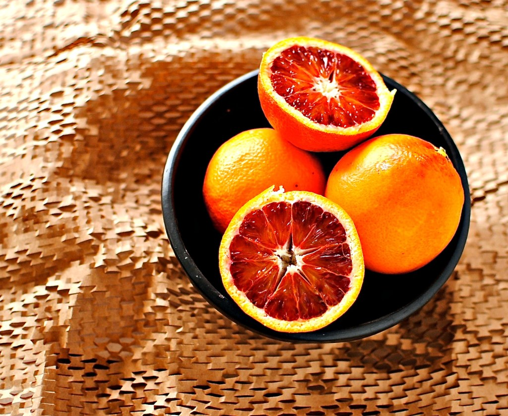 blood-oranges // food to glow