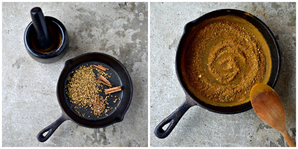 sri lankan spice blend