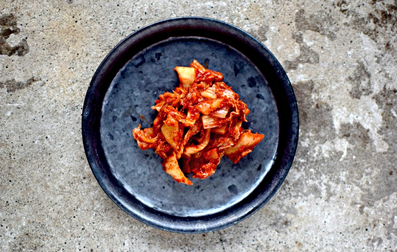 Make your own food fireworks with homemade kimchi. This spicy, pungent, fermented vegetable dish will make any savoury recipe sparkle with added umami and interest. Try adding it to tagines, chilli, omelettes, cornbread, nachos and, of course, that Korean staple, bibimbap. Sure kimchi is a bit smelly, but goodness it's good. And good for you. Go on, I dare you!