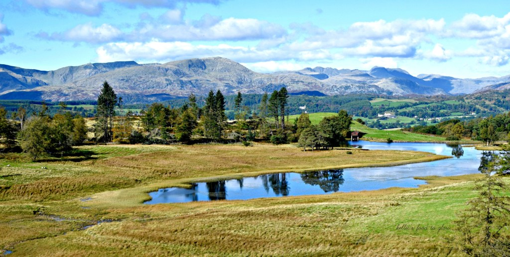 Travel - Lake District, Cumbria, England - in Beatirx Potter country