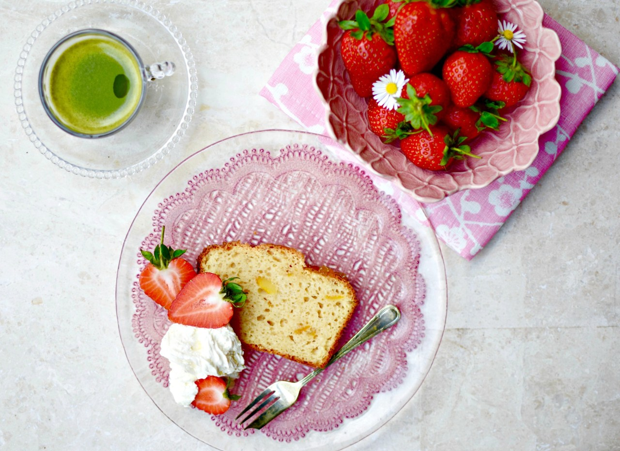 Moist-crumbed and heady with exotic yuzu, you will want to slice into this good-natured one-bowl French yogurt cake as soon as it is pulled from the oven. Resist the temptation, my friends, because it tastes even better the next day. And the next. Serve with the freshest summer berries.