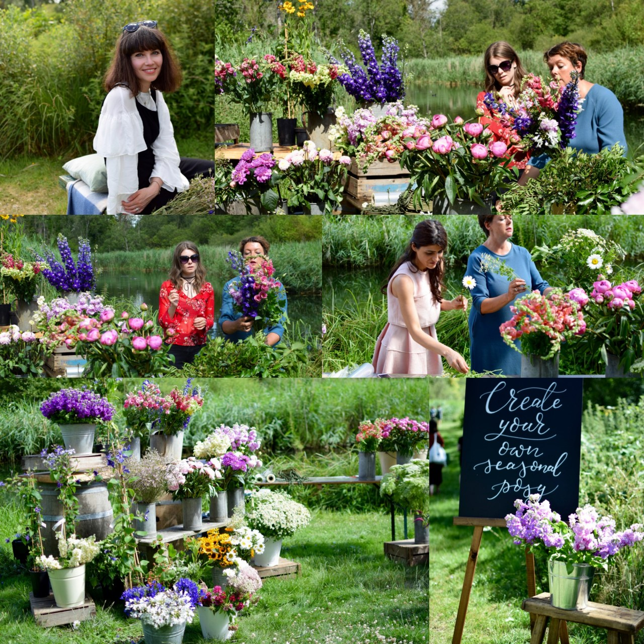 Vegan and vegetarian Garden Party blogger event at the Waitrose Leckford Estate, Hampshire, England. Waitrose is the only UK supermarket with its own Farm. #ad