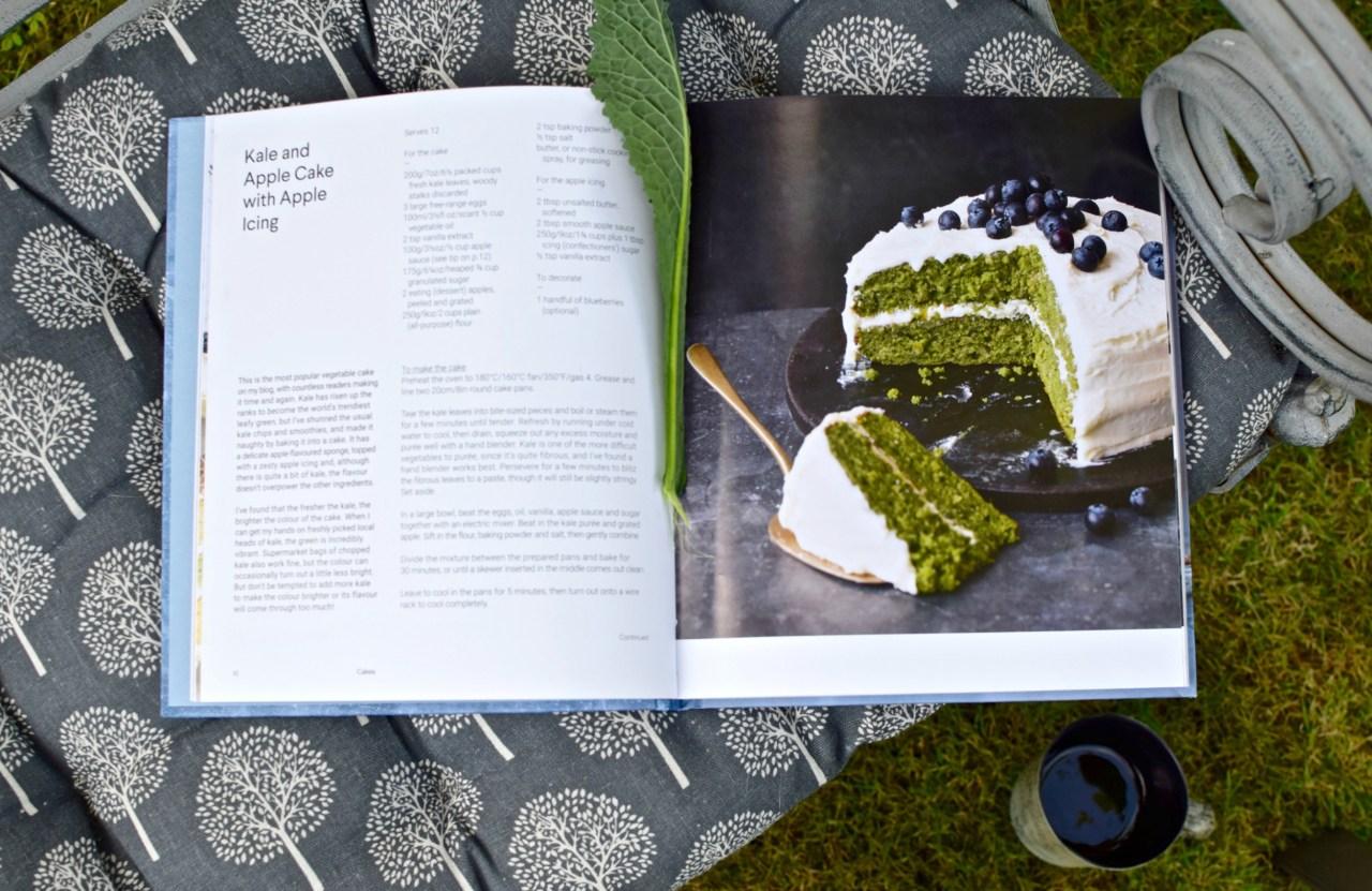 veggie desserts + cakes by kate hackworthy