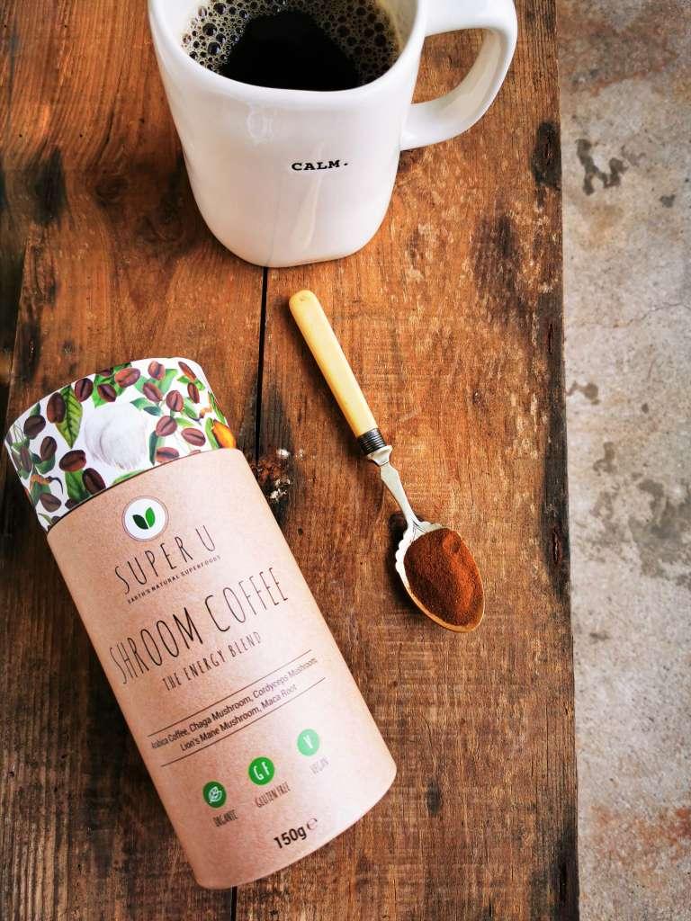 super u mushroom coffee