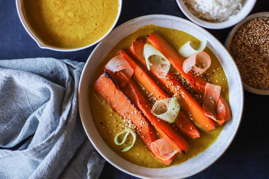 katsu curry sauce as meal
