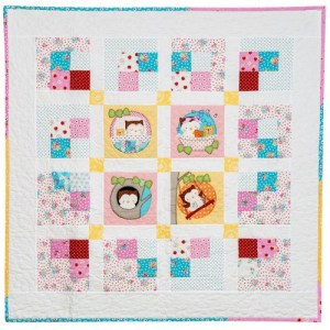 Good Morning Owl Quilt Pattern by Red Brolly