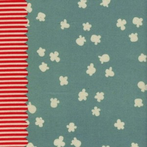 Popcorn Light Blue Penny Arcade collection by Kimberley Kight