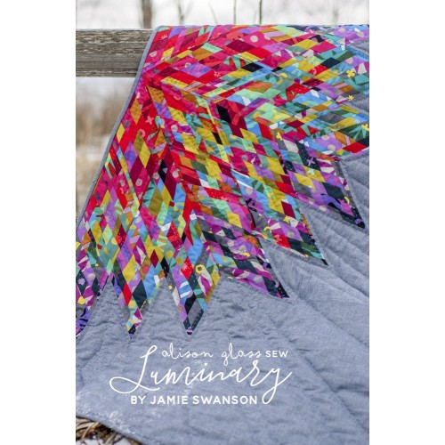 Luminary Quilt Pattern by Alison Glass