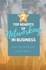 networking pin image - 7 top benefits of networking in business
