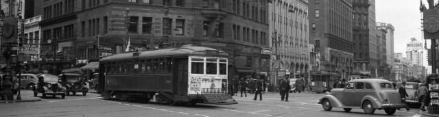 Third and Market 1939