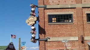 Cannery Row Sign