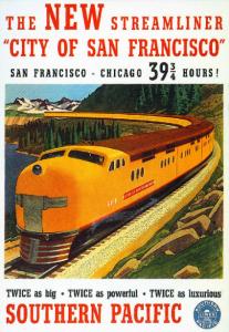City of San Francisco ad, 1938
