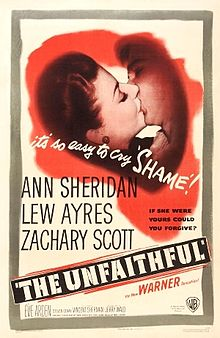 The_Unfaithful_movie_poster
