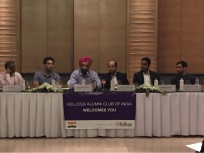 At the alumni panel in Bangalore, the Kellogg network was again apparent. Along with Kellogg professors, venture capitalists, technology industry veterans and the founders of startups, we discussed the growth and future of technology in India.