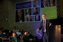 """Professor Gad Allon, named Alumni Professor of the Year at #KelloggReunion, talks """"How Much is Your Customers' Time Worth?"""" duriing his Kellogg Insight Live Faculty Session at #KelloggReunion. Read more: kell.gg/Q1epKY"""