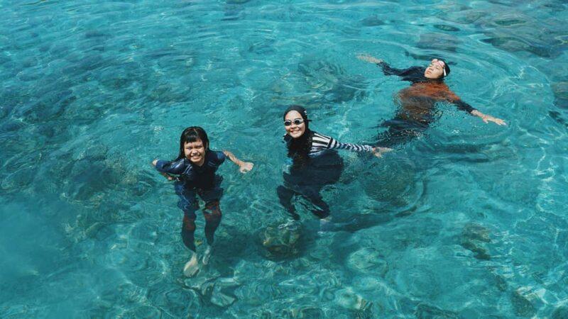 pesona Snorkeling dan diving