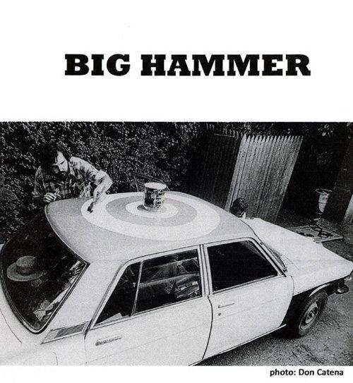 big hammer cover