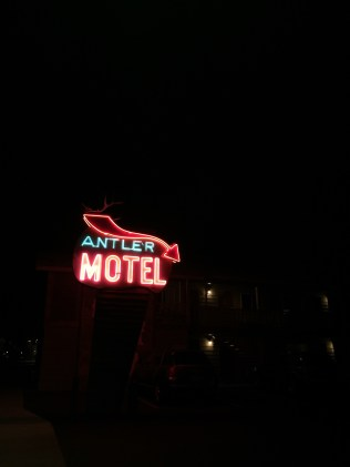Anter Motel - downtown Jackson