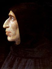 Fra Girolamo Savonarola, his sermon is the inspiration of Botticelli's Mystic Nativity