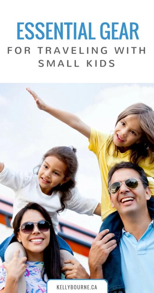 Stuff I Love: Kids' Travel Gear