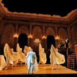 Dance of veils