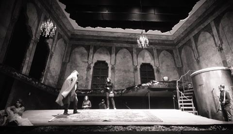 Salome Norfolk rehearsal