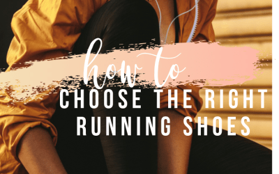 How to Choose the Right Running Shoes