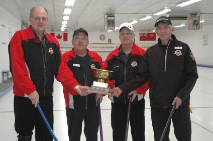 Sullivan Cup Champs 2014