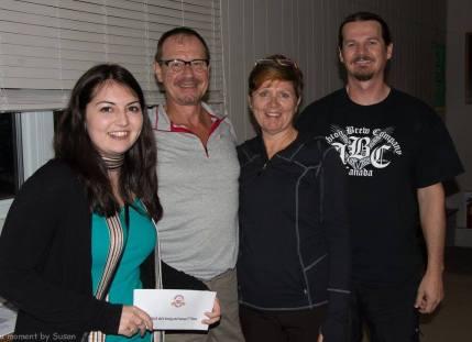 Swing & Sweep 2015 - 3rd Place Winners
