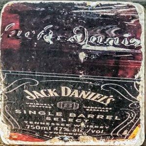 Jack Daniel's Single Barrel Select Coaster