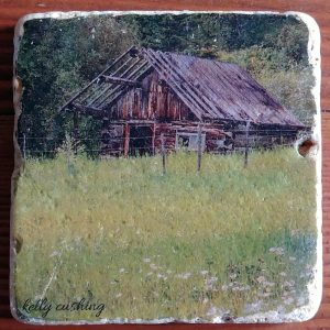 Kamloops Barn Coaster