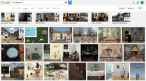 The first step to picking an artist and getting a feel for their work: Google Image search