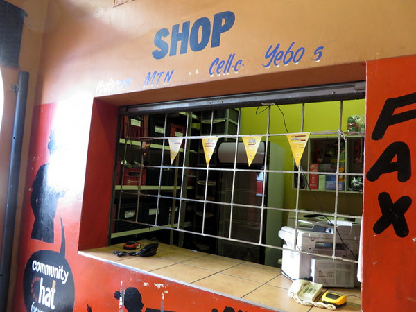 Shop in Jozi Shopping Mall