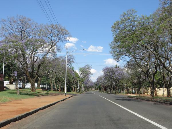 Streets of Pretoria