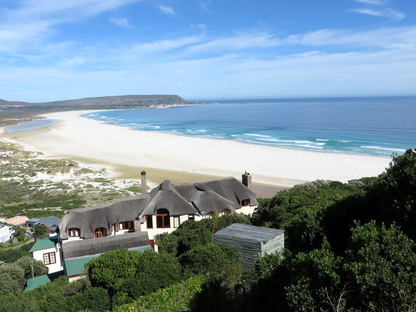 Noordhoek's Long Beach