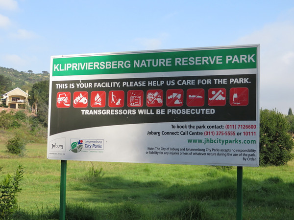Klipriviersberg Nature Reserve