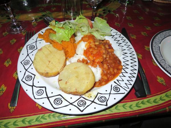 Veg Dinner