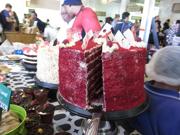 Red Velvet (8???) Layer Cake