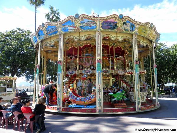 Merry-Go-Round on La Croisette