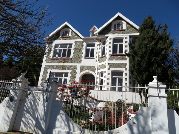 The Rose Mansion