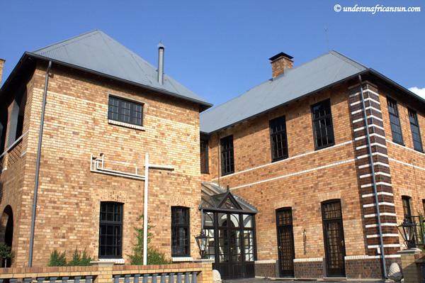 Cullinan House