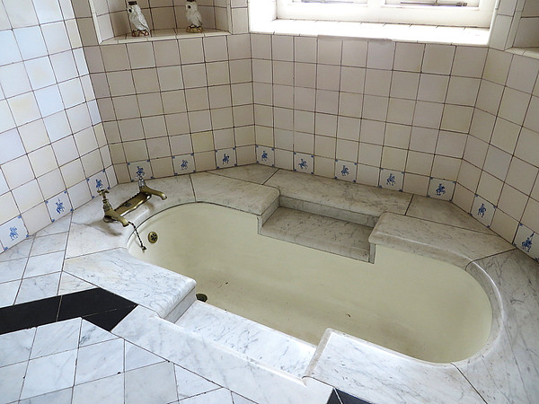Sunken Bathtub