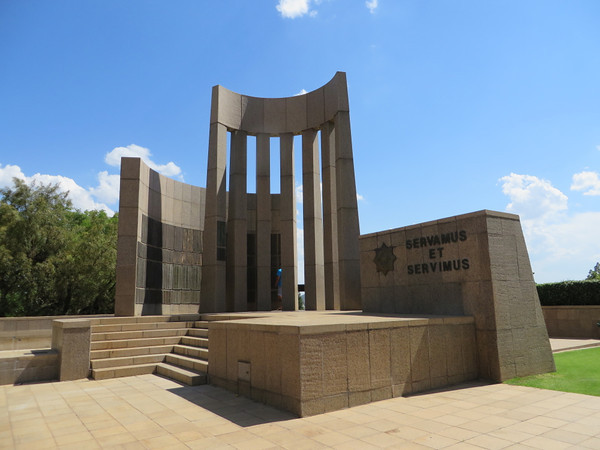South African Police Memorial