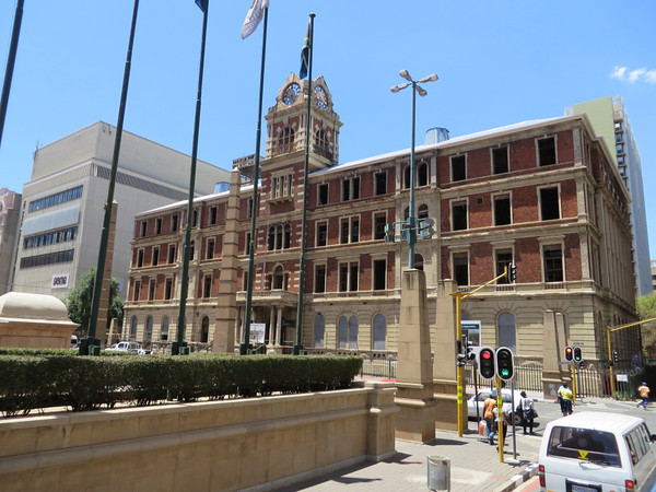 Johannesburg Post Office