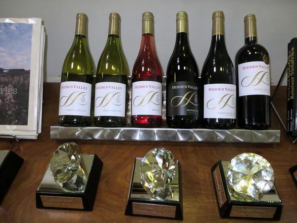 Hidden Valley Wine Awards
