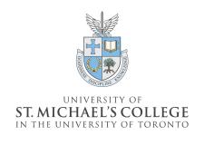 St. Michael's College Logo